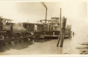 Steamer Ferry